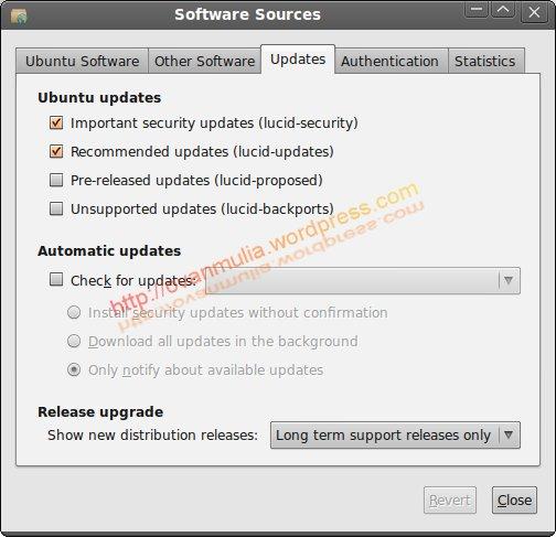 Satu Cara Update-Upgrade Ubuntu 10.04 (3/4)