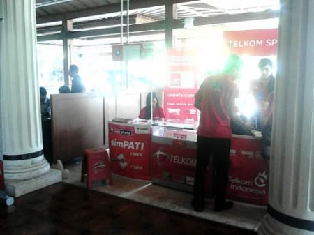 booth telkom grup